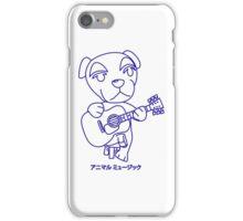 Animal Music iPhone Case/Skin