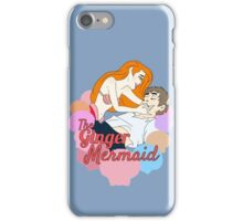 The Ginger Mermaid iPhone Case/Skin