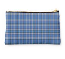 02602 Waukesha County, Wisconsin Fashion Tartan  Studio Pouch