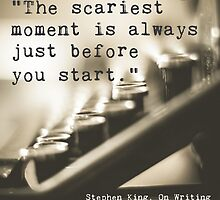 The Scariest Moment by Maren Misner