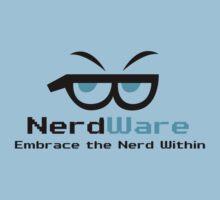 Nerdware - Embrace the Nerd Within One Piece - Short Sleeve