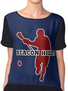 Beacon Hills High - Lacrosse Chiffon Top