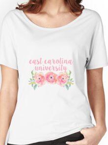 East Carolina University Women's Relaxed Fit T-Shirt