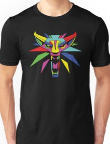 The Witcher (RAINBOW) Unisex T-Shirt