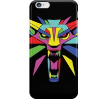 The Witcher (RAINBOW) iPhone Case/Skin