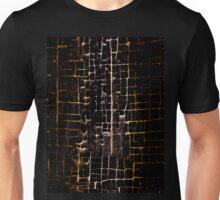 Cracked Grunge Texture Unisex T-Shirt