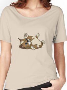 Content kitten Women's Relaxed Fit T-Shirt