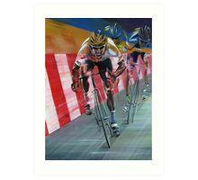 Vainqueur Cavendish  Art Print