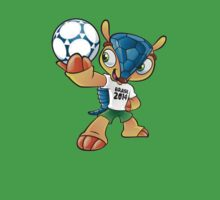 2014 World Cup Mascot by mvettese