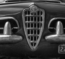 Alfa romeo spider 1963 Sticker