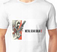 Metal Gear Solid 2 Unisex T-Shirt