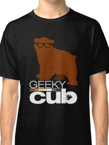 Geeky Cub Classic T-Shirt