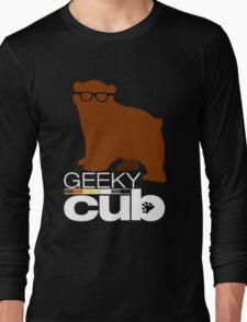 Geeky Cub Long Sleeve T-Shirt