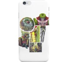 Puzzle People( No Space Shall Be Wasted) iPhone Case/Skin