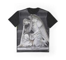 Sad Angel Graphic T-Shirt