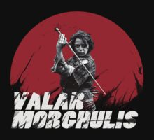 Valar Morghulis - Arya - Game Of Thrones by ManosT