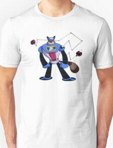 Space Police Rakkun T-Shirt