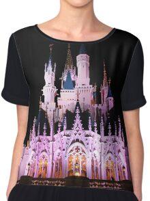 Magic Kingdom Chiffon Top
