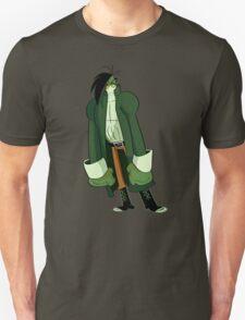 The Green Shadow T-Shirt