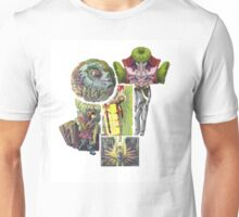 Puzzle People( No Space Shall Be Wasted) Unisex T-Shirt