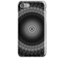 Dark Matter Mandala iPhone Case/Skin