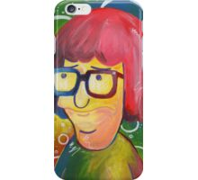 Tina Belcher OK Face iPhone Case/Skin
