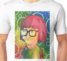 Tina Belcher OK Face Unisex T-Shirt