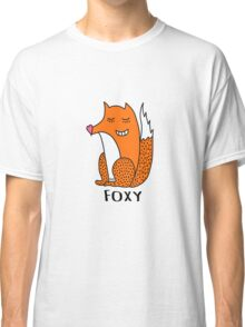 Foxy Classic T-Shirt