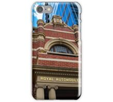 RAA iPhone Case/Skin