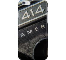 Camera 414 iPhone Case/Skin