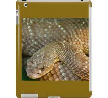 Serpiente Zoo iPad Case/Skin