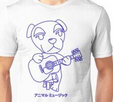 Animal Music Unisex T-Shirt