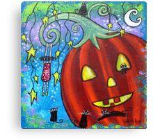 Halloween Dream Canvas Print