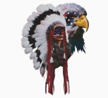 American Chief by ColumellaArts