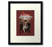 Dead Rising Las Vegas Framed Print
