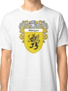 Morgan Coat of Arms/Family Crest Classic T-Shirt