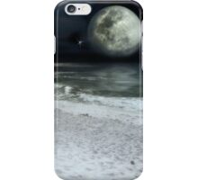 Moon Upon the Water Photo Print iPhone Case/Skin