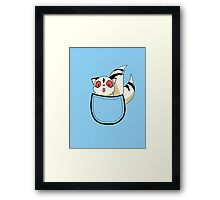 Pocket Kirara. Anime. Framed Print