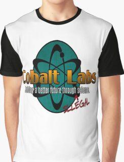 Logo - Cobalt Labs Graphic T-Shirt