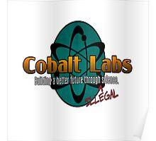 Logo - Cobalt Labs Poster