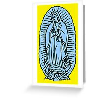 THE VIRGIN MARY-2 Greeting Card