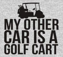Car Golf Cart by mralan