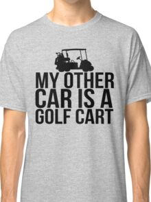 Car Golf Cart Classic T-Shirt