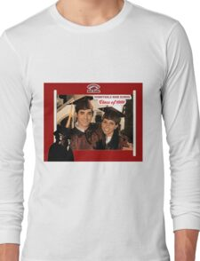 Buffy Graduation Xander and Cordelia Long Sleeve T-Shirt