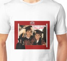 Buffy Graduation Xander and Cordelia Unisex T-Shirt