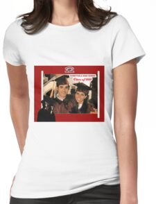 Buffy Graduation Xander and Cordelia Womens Fitted T-Shirt