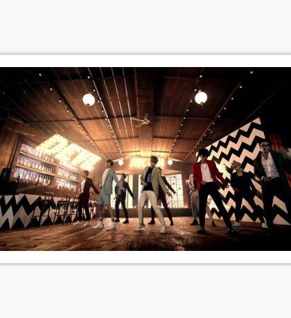 "Super Junior ""Devil"" Group 2 Sticker"
