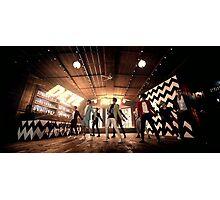 "Super Junior ""Devil"" Group 2 Photographic Print"