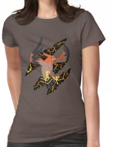 Talonflame Womens Fitted T-Shirt