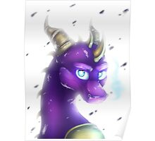 Spyro - Freezing Poster
